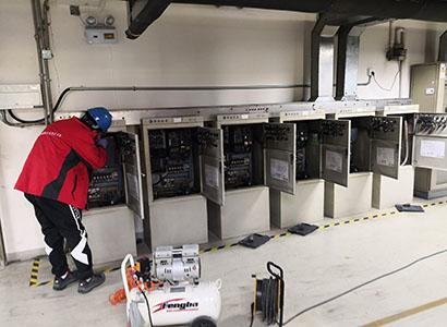 上海津信变频器维修中心